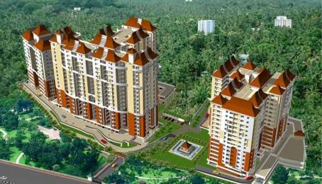 1041 sqft, 2 bhk Apartment in Desai DD Diamond District Pangappara, Trivandrum at Rs. 45.0000 Lacs