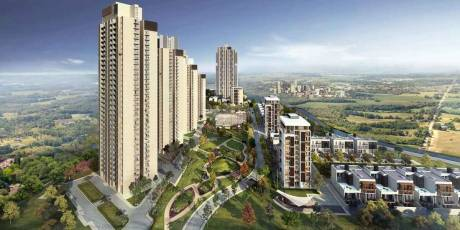 2550 sqft, 3 bhk Apartment in TATA Primanti Sector 72, Gurgaon at Rs. 2.2000 Cr