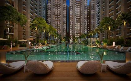 1775 sqft, 3 bhk Apartment in Omaxe Residency II Gomti Nagar Extension, Lucknow at Rs. 59.2400 Lacs