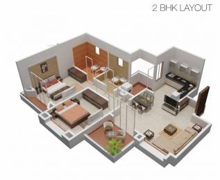 1300 sqft, 2 bhk BuilderFloor in Builder Project Sector 10A, Gurgaon at Rs. 14999