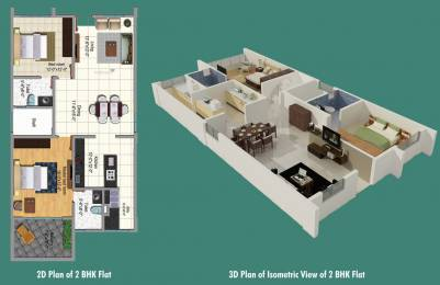 1200 sqft, 2 bhk BuilderFloor in Builder Project Sector 10A, Gurgaon at Rs. 14750