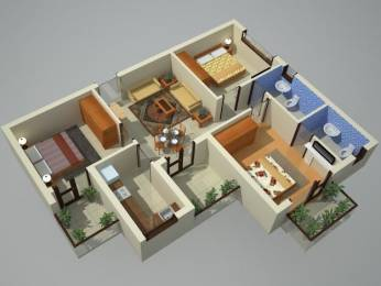 1540 sqft, 2 bhk BuilderFloor in Builder Project Sector 10A, Gurgaon at Rs. 15600