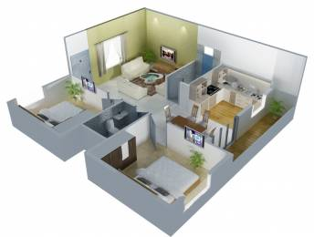 1650 sqft, 2 bhk BuilderFloor in Builder Project Sector 4, Gurgaon at Rs. 15000