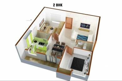 1320 sqft, 2 bhk BuilderFloor in Builder Project Sector 10A, Gurgaon at Rs. 15700