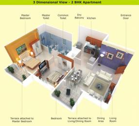 1442 sqft, 2 bhk BuilderFloor in Builder Project Sector 10A, Gurgaon at Rs. 14990