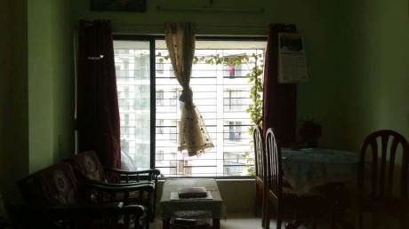 600 sqft, 1 bhk Apartment in Builder Project Roadpali, Mumbai at Rs. 68.0000 Lacs
