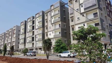 1250 sqft, 2 bhk Apartment in Bharathi Capital Square Koppuravuru, Guntur at Rs. 42.0000 Lacs
