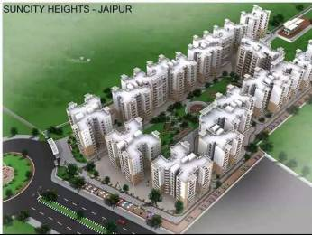 587 sqft, 2 bhk Apartment in Suncity Suncity Plot Sikar Road, Jaipur at Rs. 13.0000 Lacs