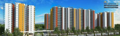 1775 sqft, 3 bhk Apartment in Viraj Constructions BBD Green City Faizabad Road, Lucknow at Rs. 58.5750 Lacs