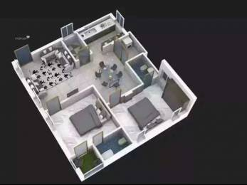 1208 sqft, 2 bhk Apartment in Builder Project Kaza, Guntur at Rs. 42.0000 Lacs