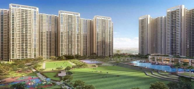 1850 sqft, 3 bhk Apartment in Indiabulls Park Panvel, Mumbai at Rs. 1.0000 Cr