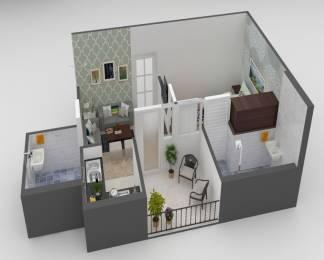 562 sqft, 1 bhk Apartment in Builder Project Shantikunj, Haridwar at Rs. 16.2980 Lacs