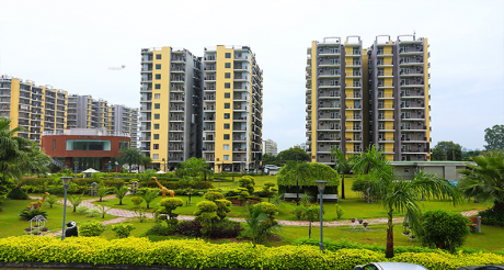 1443 sqft, 3 bhk Apartment in Trishla City Bhabat, Zirakpur at Rs. 15000