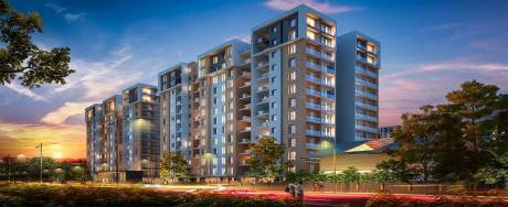 1000 sqft, 2 bhk Apartment in Pinnacle Neelanchal Phase I Sus, Pune at Rs. 55.0000 Lacs