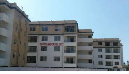 725 sqft, 1 bhk Apartment in Jupiter Commanders Glory Jalahalli, Bangalore at Rs. 8500