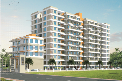 614 sqft, 1 bhk Apartment in Choice Everest Plaza Chikhali, Pune at Rs. 27.5000 Lacs