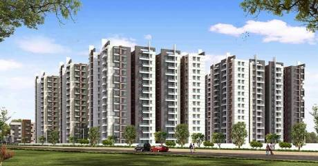1240 sqft, 2 bhk Apartment in Aparna HillPark Silver Oaks Chandanagar, Hyderabad at Rs. 70.0000 Lacs