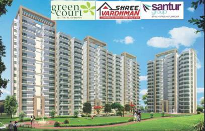 767 sqft, 2 bhk Apartment in Shree Green Court Sector 90, Gurgaon at Rs. 26.6000 Lacs