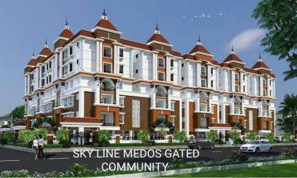 1210 sqft, 2 bhk Apartment in Builder Project Amaravathi, Guntur at Rs. 42.5000 Lacs