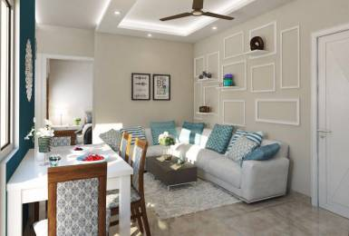 900 sqft, 2 bhk Apartment in Builder Emperium Realty Happy Homes Model Town Road, Panipat at Rs. 17.4408 Lacs