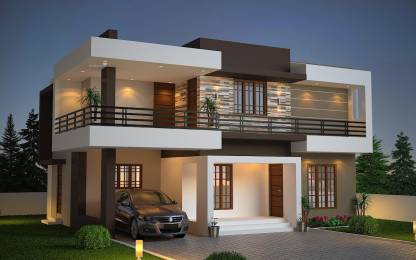 2500 sqft, 4 bhk IndependentHouse in Builder discovery villa Chandranagar Colony, Palakkad at Rs. 60.0000 Lacs