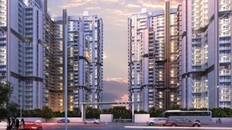 1450 sqft, 3 bhk Apartment in Imperia Mirage Homes Sector 25 Yamuna Express Way, Noida at Rs. 54.0000 Lacs
