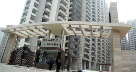 880 sqft, 2 bhk Apartment in Gaursons and Saviour Builders Gaur City 2 16th Avenue EPIP, Noida at Rs. 10000