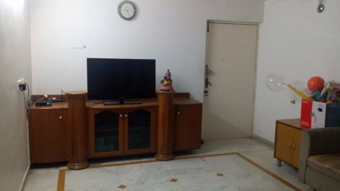 1800 sqft, 3 bhk Apartment in Sheladia Pushpraj Apartments Bodakdev, Ahmedabad at Rs. 55000