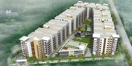 1940 sqft, 3 bhk Apartment in Crown Whistling Woods Kokapet, Hyderabad at Rs. 85.0000 Lacs