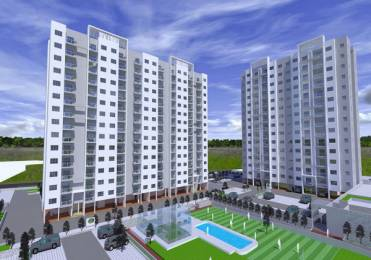 768 sqft, 2 bhk Apartment in TCG The Cliff Garden Hinjewadi, Pune at Rs. 48.5380 Lacs