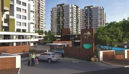 1033 sqft, 2 bhk Apartment in Kohinoor Tinsel Town Phase I Hinjewadi, Pune at Rs. 64.5034 Lacs