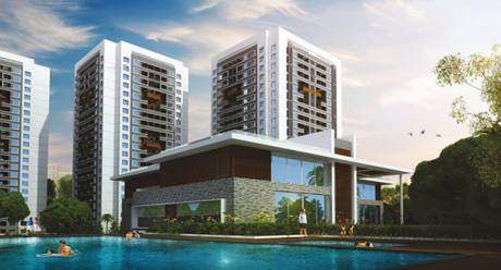 1450 sqft, 3 bhk Apartment in Mittal Pebbles High Mont Phase 1 Hinjewadi, Pune at Rs. 1.0000 Cr