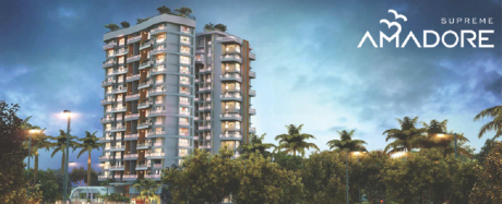 2120 sqft, 3 bhk Apartment in Supreme Amadore Baner, Pune at Rs. 2.2048 Cr