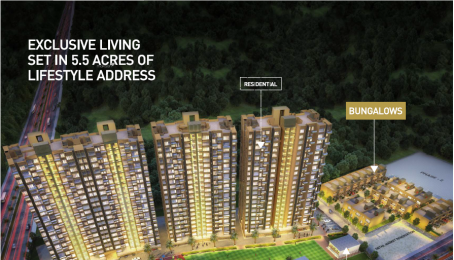 1206 sqft, 2 bhk Apartment in Runal Gateway Phase 1 Ravet, Pune at Rs. 80.2160 Lacs