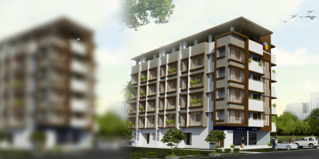 736 sqft, 2 bhk Apartment in Builder Project Bondel, Mangalore at Rs. 22.0800 Lacs