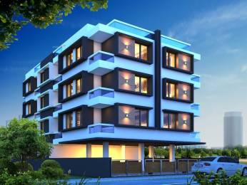 900 sqft, 2 bhk Apartment in Builder P Sqaure Scheme No 114, Indore at Rs. 33.5000 Lacs