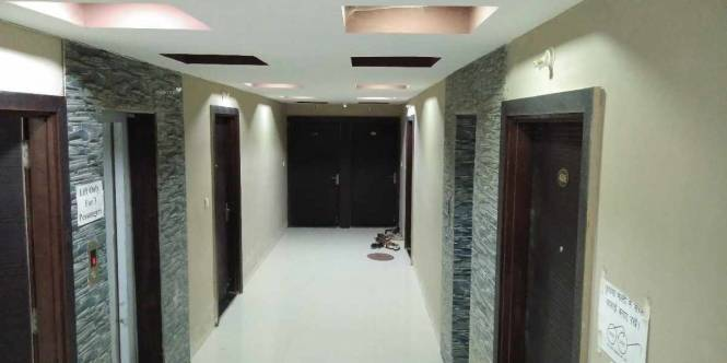 1270 sqft, 3 bhk Apartment in Builder Anjana square plaza Nipania, Indore at Rs. 37.2500 Lacs