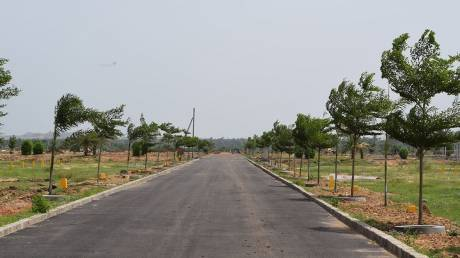 1350 sqft, Plot in Builder Project Tukkuguda Airport View Point Road, Hyderabad at Rs. 24.0000 Lacs