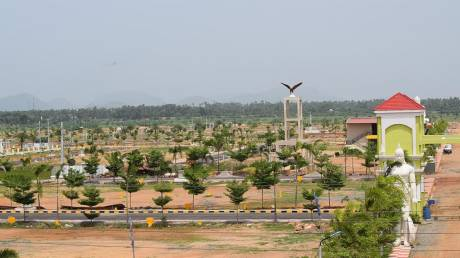 1647 sqft, Plot in Builder peram adityawhite field Gandimaisamma, Hyderabad at Rs. 31.1100 Lacs