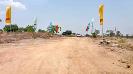 1593 sqft, Plot in Builder SARK GREEN TWON HOMES Shankarpalli, Hyderabad at Rs. 15.9300 Lacs