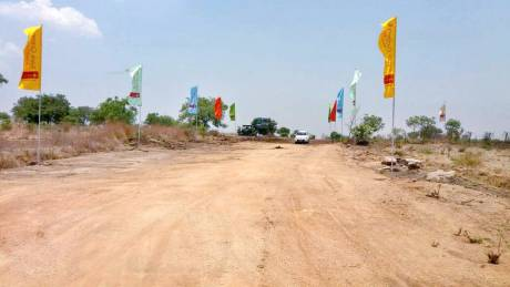 1593 sqft, Plot in Builder sark green town homes Shankarpalli, Hyderabad at Rs. 15.9300 Lacs