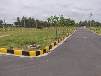 1500 sqft, Plot in Aashrithaa Venus County Jigani, Bangalore at Rs. 27.0000 Lacs