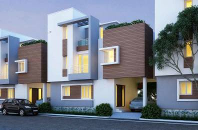 1700 sqft, 3 bhk Villa in Builder STONAGE VILLAS Iyyappanthangal, Chennai at Rs. 95.0000 Lacs