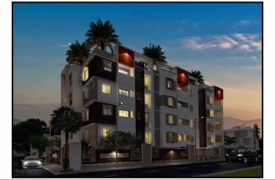 1634 sqft, 3 bhk Apartment in Coralcrest Builders Coral Crest Aiswariya Aarav Saibaba Colony, Coimbatore at Rs. 73.0000 Lacs