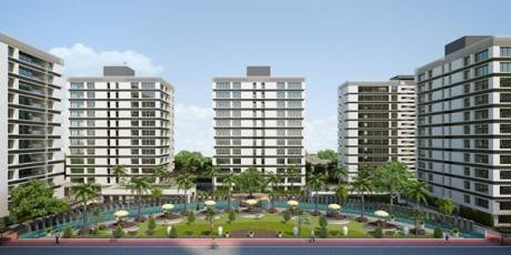 1450 sqft, 2 bhk Apartment in Builder DIVYA JYOT City Light, Surat at Rs. 65.2500 Lacs