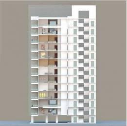 1312 sqft, 2 bhk Apartment in Happy Home Nandini III Vesu, Surat at Rs. 60.0000 Lacs