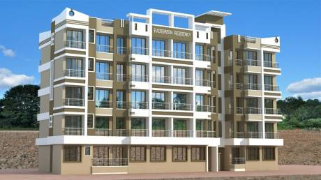 580 sqft, 1 bhk Apartment in Shree Sai Evergreen Badlapur East, Mumbai at Rs. 16.0150 Lacs