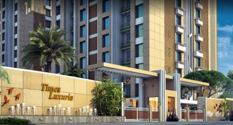 2300 sqft, 3 bhk Apartment in Times Luxuria Magdalla, Surat at Rs. 1.1040 Cr