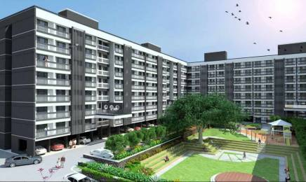 1099 sqft, 2 bhk Apartment in Thakkers Eva Luxuria Dwarka, Nashik at Rs. 46.0000 Lacs