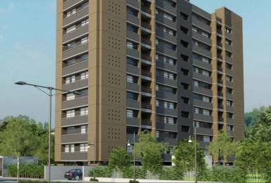 1400 sqft, 3 bhk Apartment in Goyal Orchid Divine Bopal, Ahmedabad at Rs. 50.0000 Lacs